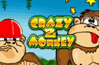 Автомат Crazy Monkey 2 в клубе Супер Слотс