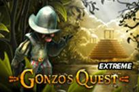 Автомат Gonzo's Quest Extreme в клубе Супер Слотс