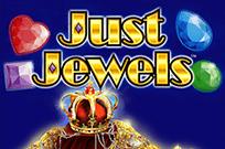 Аппарат Just Jewels в клубе Супер Слотс