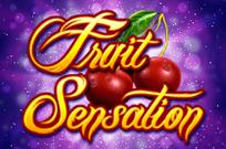 Fruit Sensation игровые аппараты