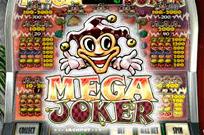 Mega Joker игровые аппараты